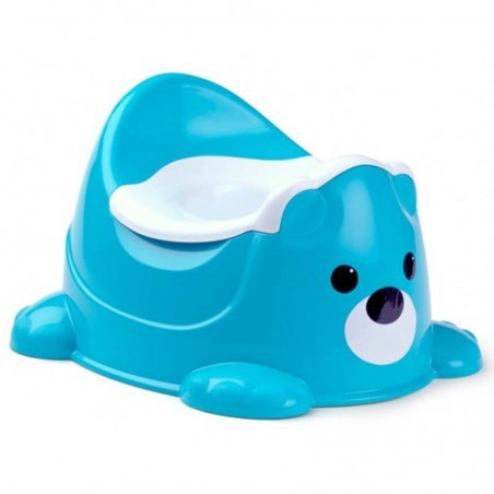 Orinal Molto Bear Potty Azul