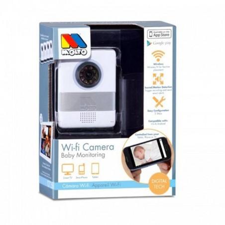 Vigilabebes Molto Wifi Camera