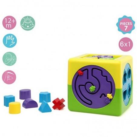 Cubo Actividades Kiokids