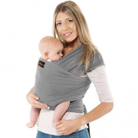 Fular Baby Wrap Molto Gris