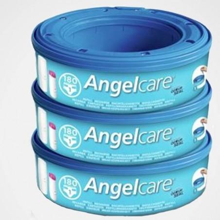 Recambios Contenedor de Pañales Angelcare Clasico 3 ud