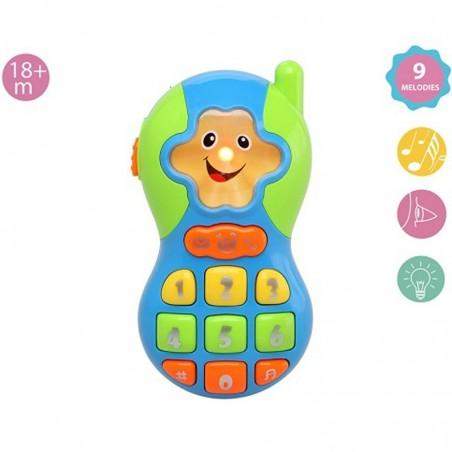 Mi Primer Telefono Kiokids