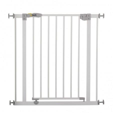 Barrera Seguridad Puerta Hauck Open N Stop White 75-80 cm