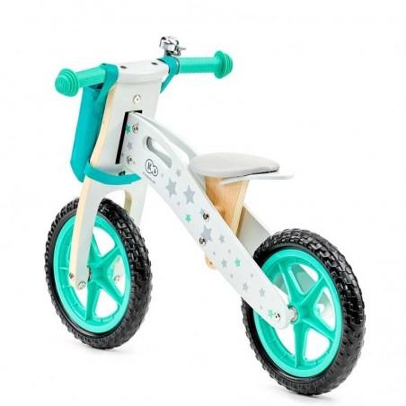 Bicicleta Kinderkraft Runner con Casco