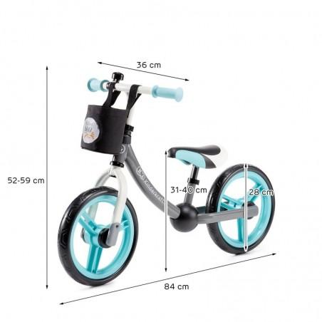 Bicicleta Kinderkraft 2 Way Next