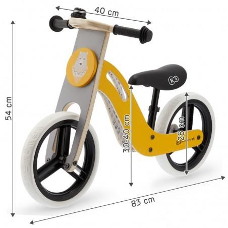 Bicicleta Kinderkraft Uniq